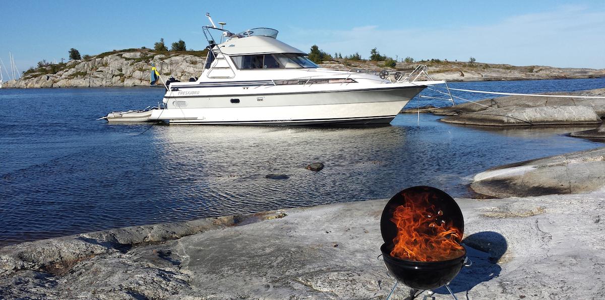 Upplev sommaren med båt
